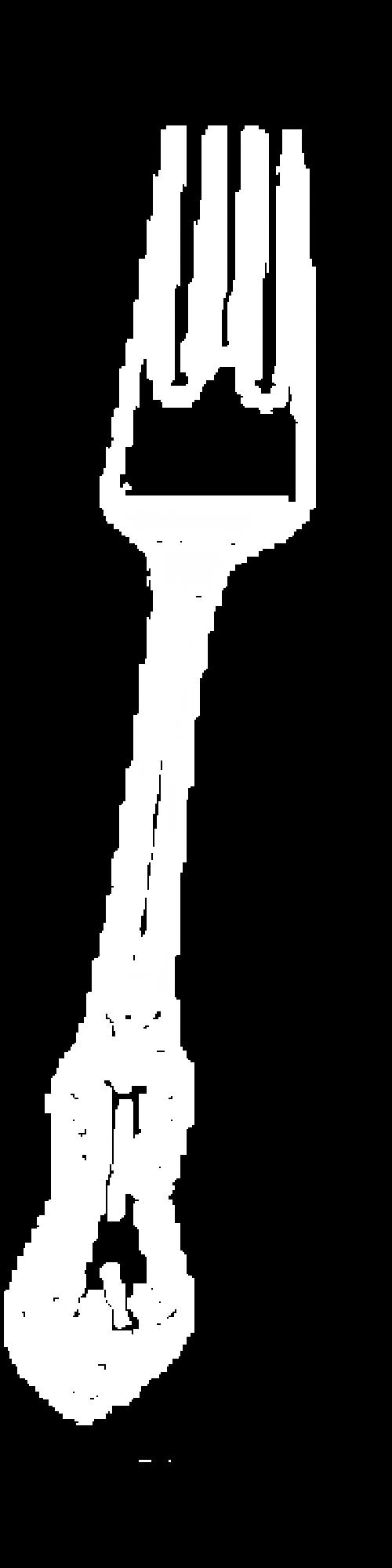tenedor baja